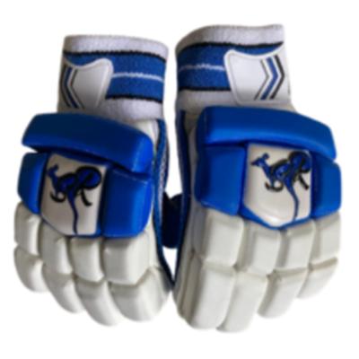 SR Junior Batting Gloves Blue