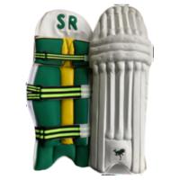 SR Green/Yellow Batting Pads (RH)