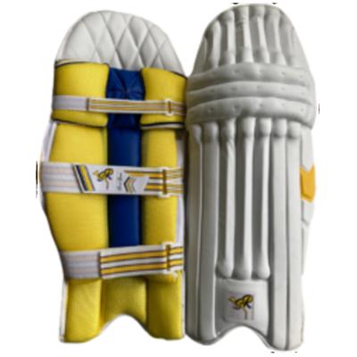 SR Yellow/Blue Batting Pads (RH)